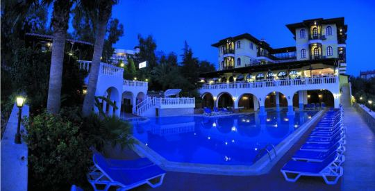 ALTINSARAY (BOUTIQUE HOTEL)