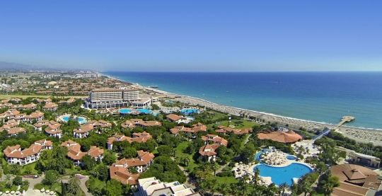 Почивка в SUNRISE PARK RESORT & SPA 5*