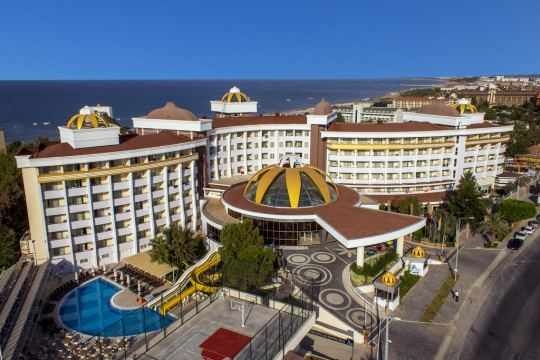 Почивка в ALEGRIA HOTEL & SPA SIDE 4*
