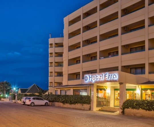 Почивка в ESRA FAMILY SUITES  3+*