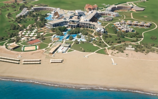Почивка в LYKIA WORLD LINKS GOLF 5*