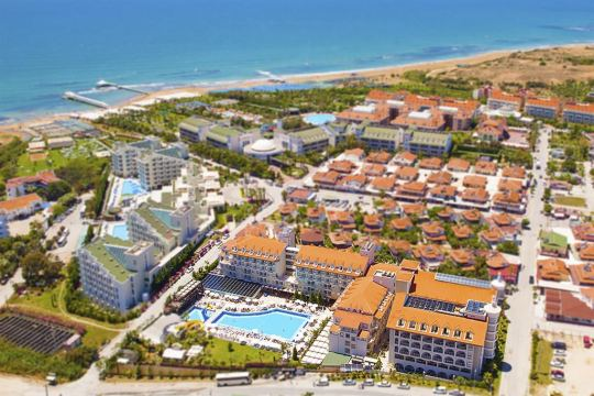 Почивка в DIAMOND BEACH HOTEL & SPA 5*
