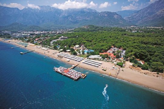 Почивка в ULUSOY KEMER HOLIDAY CLUB 5*