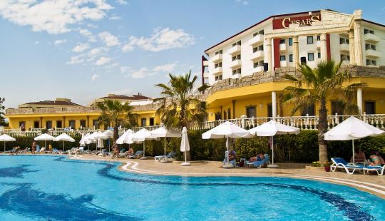 Почивка в CESARS RESORT SIDE 5*
