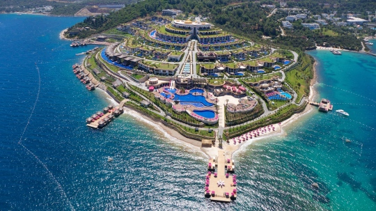 Почивка в THE BODRUM by PARAMOUNT HOTELS & RESORTS 5*