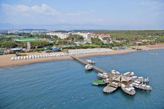Почивка в SUENO HOTELS BEACH SIDE - 5*