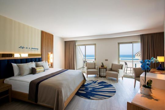 Почивка в KIRMAN HOTELS SIDEMARIN BEACH & SPA 5*