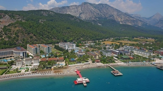 Почивка в DOSINIA LUXURY RESORT 5*