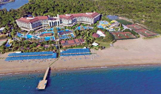 Почивка в NASHIRA RESORT HOTEL 5*