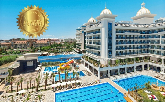 Почивка в SIDE LA GRANDE RESORT & SPA 5*