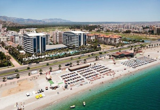 Почивка в PORTO BELLO RESORT & SPA 5*
