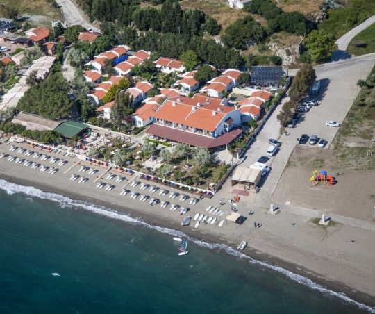 Почивка в TEOS ORMANCI HOLIDAY VILLAGE
