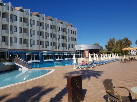 Почивка в ROX ROYAL HOTEL (ex.GRAND HABER)