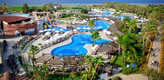 Почивка в CLUB CALIMERA SERRA PALACE 5*