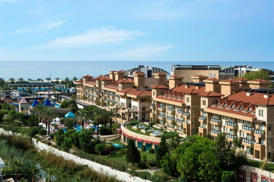 Почивка в THE XANTE RESORT & SPA 5*
