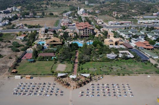Почивка в IRON AMBASSADOR SIDE BEACH 4*