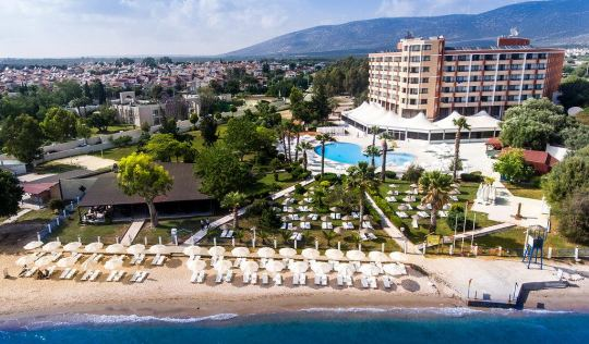 Почивка в THE HOLIDAY RESORT HOTEL 4*