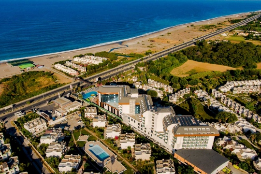Почивка в THRONE BEACH RESORT & SPA 5*