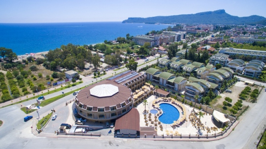 Почивка в BOTANIK RESORT HOTEL 4*