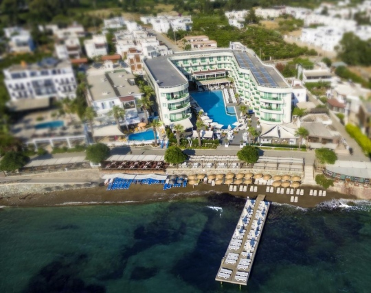 Почивка в DRAGUT POINT SOUTH HOTEL 4*