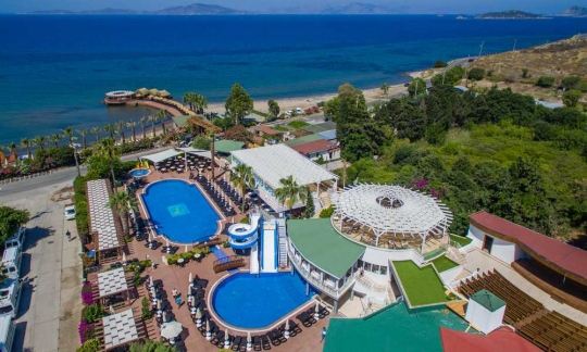 Почивка в GOLDEN BEACH BODRUM by JURA 4 *
