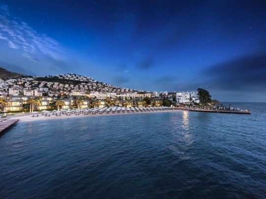 Почивка в SWISSHOTEL RESORT BODRUM BEACH 5*