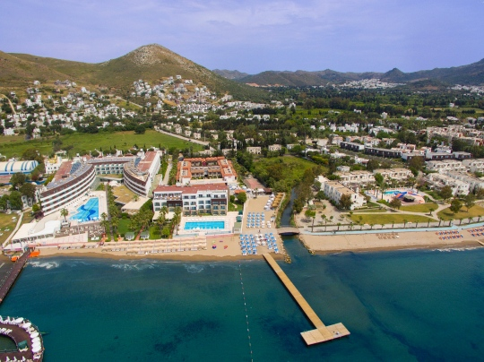 Почивка в TIANA BEACH RESORT 3*