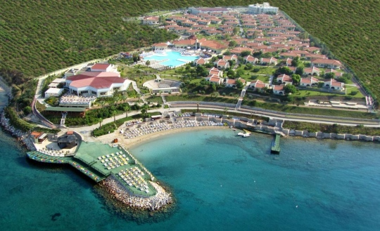 Почивка в ADRINA BEACH RESORT 5*/EX. PALM WINGS BEACH/