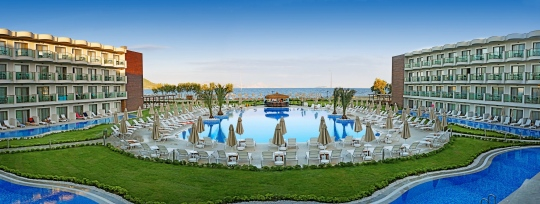 Почивка в KAIRABA BODRUM PRINCESS AND SPA 5*