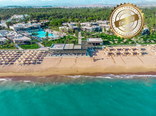 Почивка в PALOMA ORENDA RESORT 5*